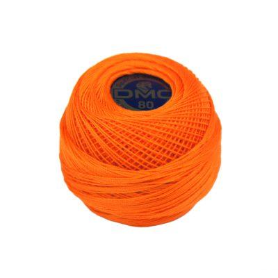 DMC Dentelles 0740 mandarijn