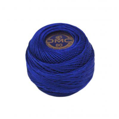 DMC Dentelles 0820 kobalt blauw