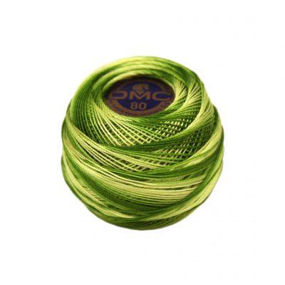 DMC Dentelles 0092 groen mix