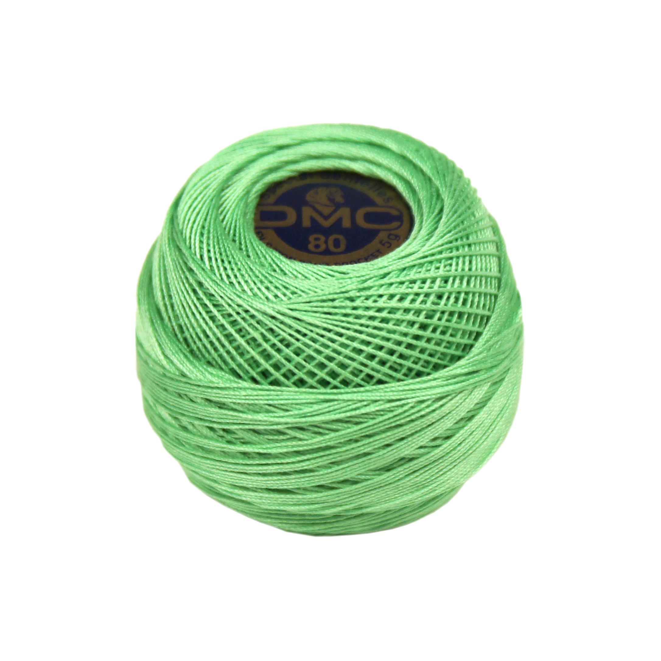 DMC Dentelles 0954 licht groen