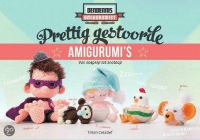 Boek Prettig gestoorde amigurumis-0