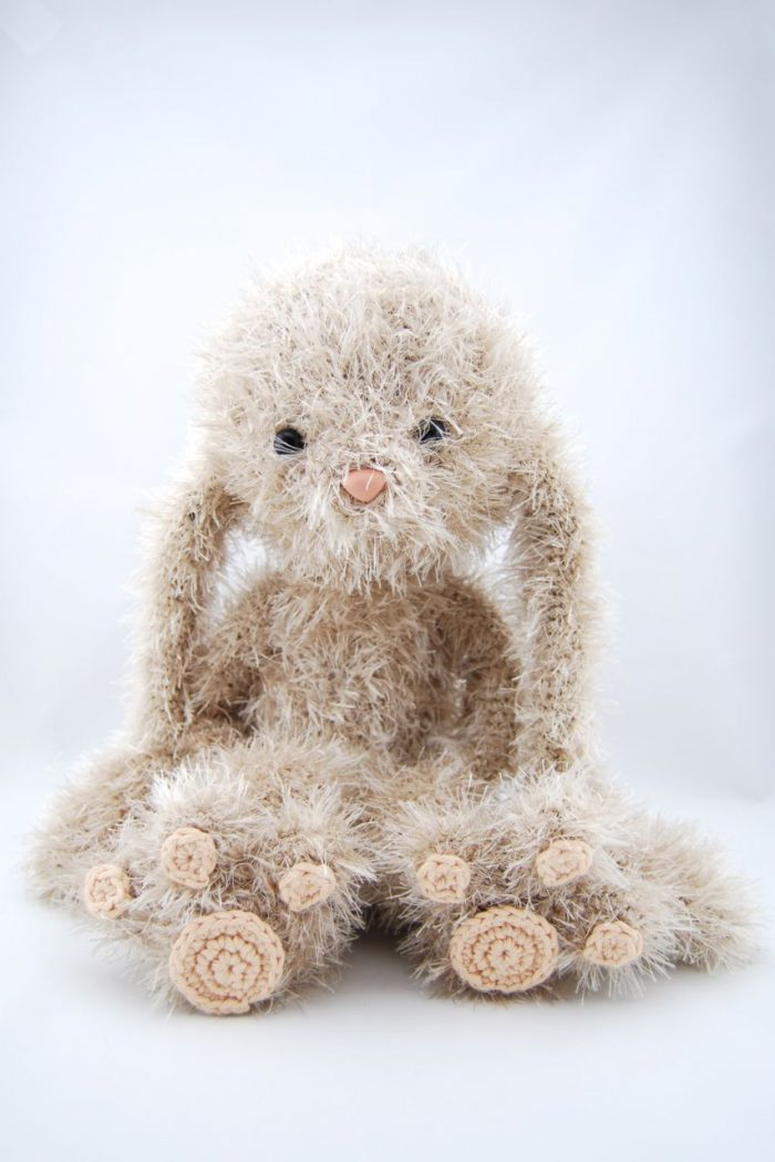 Garenpakket Fuzzy konijn-0