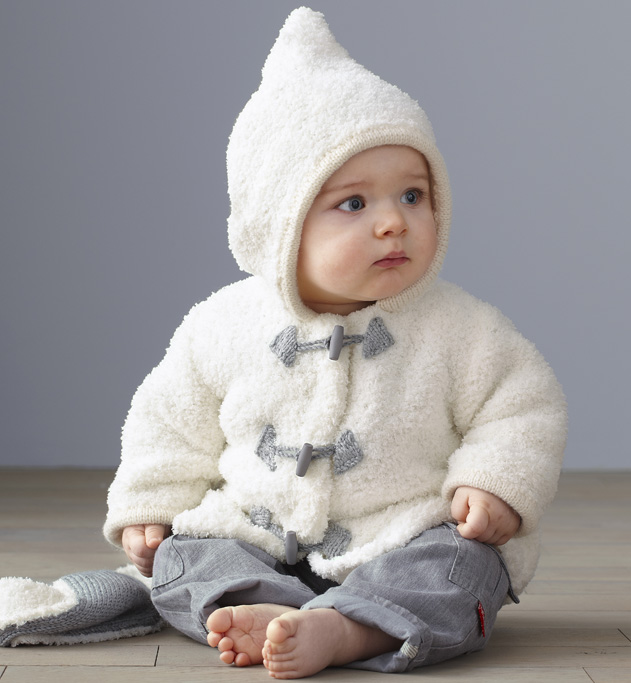 Gratis breipatroon babyvestje-0
