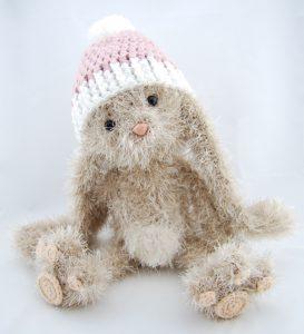 Garenpakket Fuzzy konijn-1446