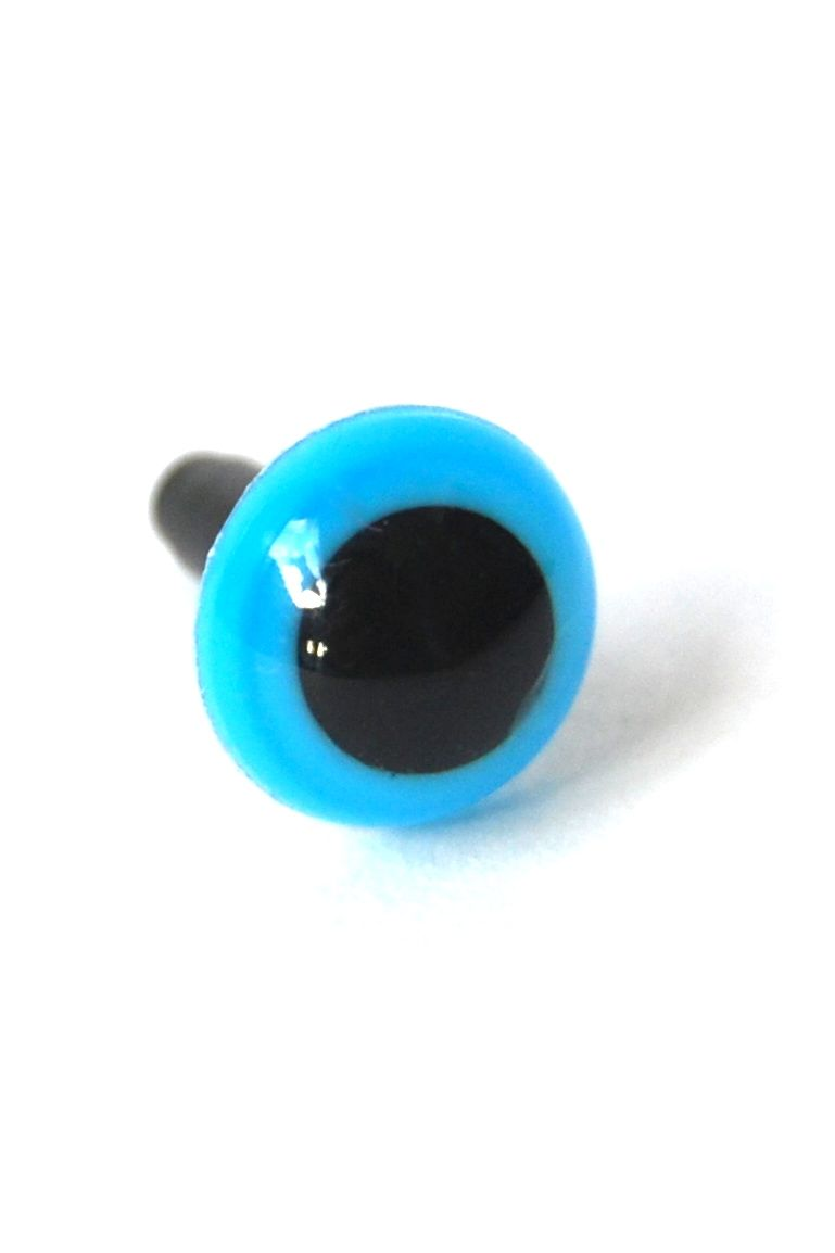 Ogen basic per paar blauw-0