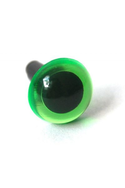 Ogen transparant per paar groen-0