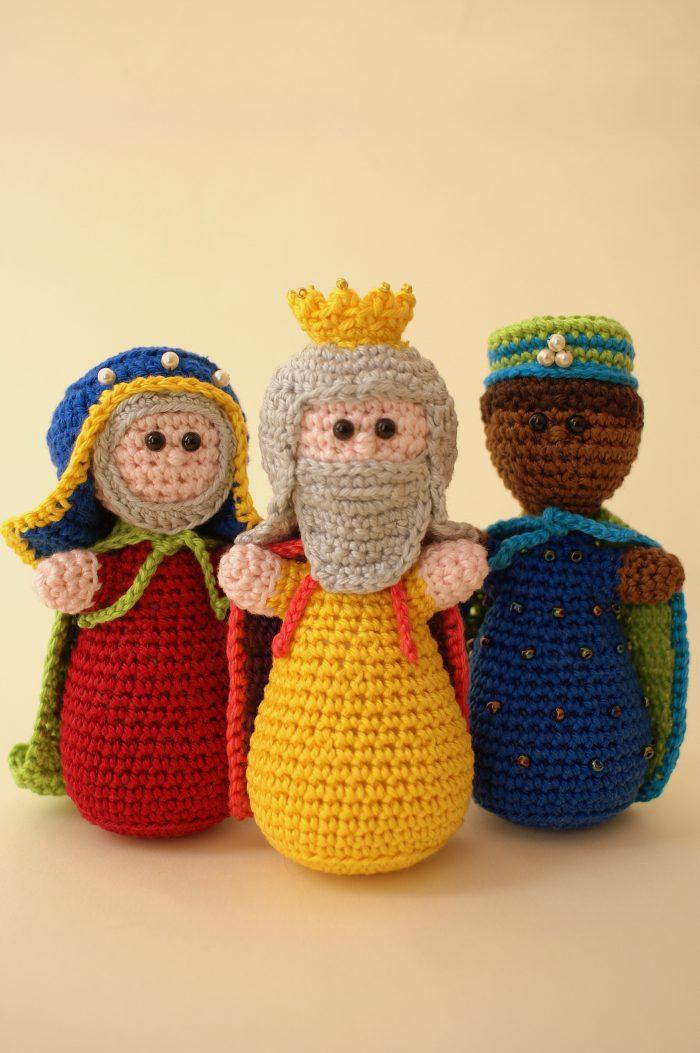 Haakpatroon drie koningen-1735