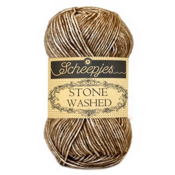 Scheepjes Stone Washed 804 Boulder Opal