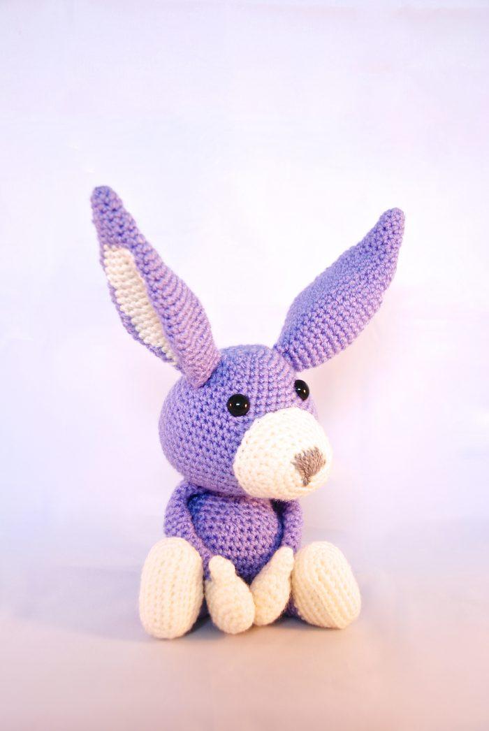 Haakpatroon Lavender Lenny-0