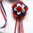 Gratis haakpatroon bloem haken holland broche