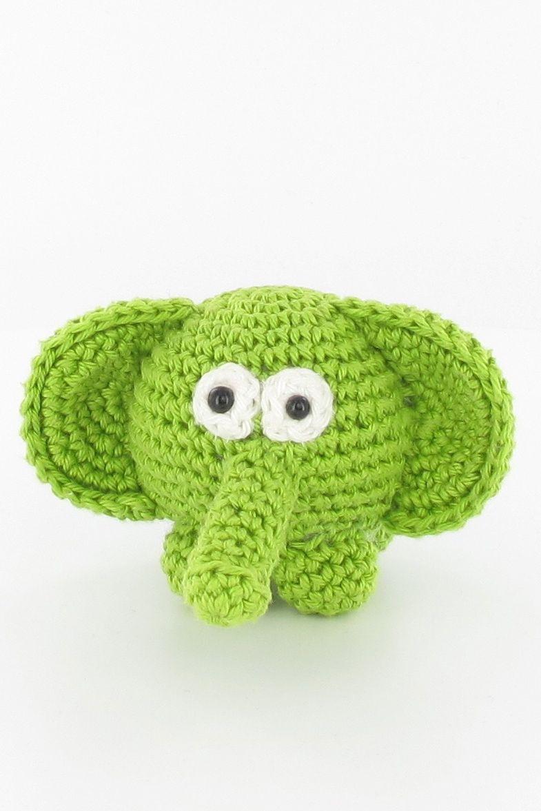 Haakpatroon Winston de olifant-0