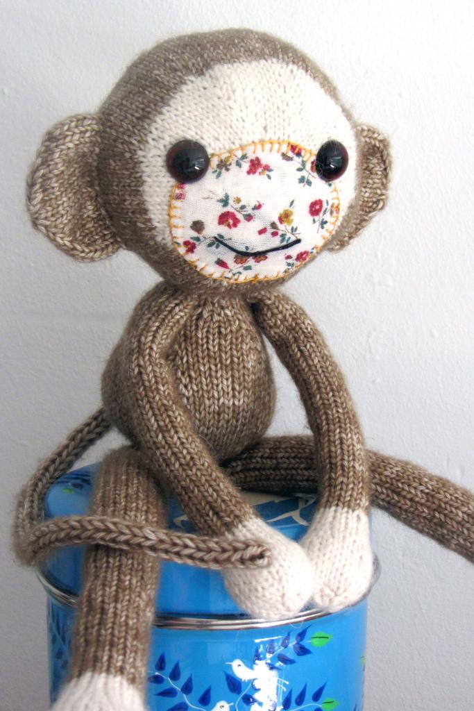 Breipatroon Monkey-0