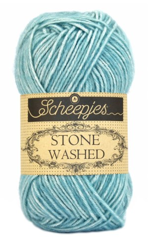 Scheepjes Stone Washed 813 Amazonite