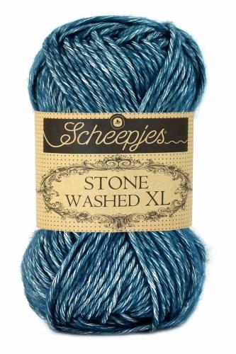 Scheepjes Stone Washed XL 845 Blue Apatite