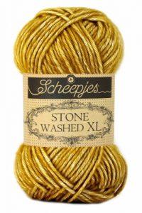 Scheepjes Stone Washed XL 849 Yellow Yasper