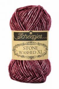 Scheepjes Stone Washed XL 850 Garnet