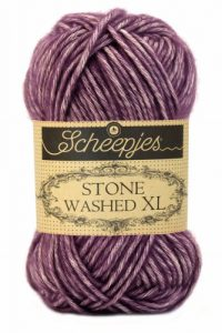 Scheepjes Stone Washed XL 851 Deep Amethyst