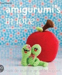 Boek Amigurumi's in love-0