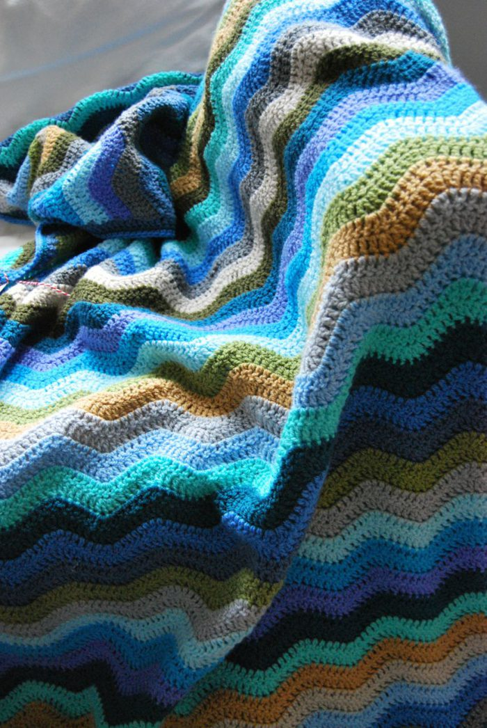 Haakpakket Coast blanket attic24-2445