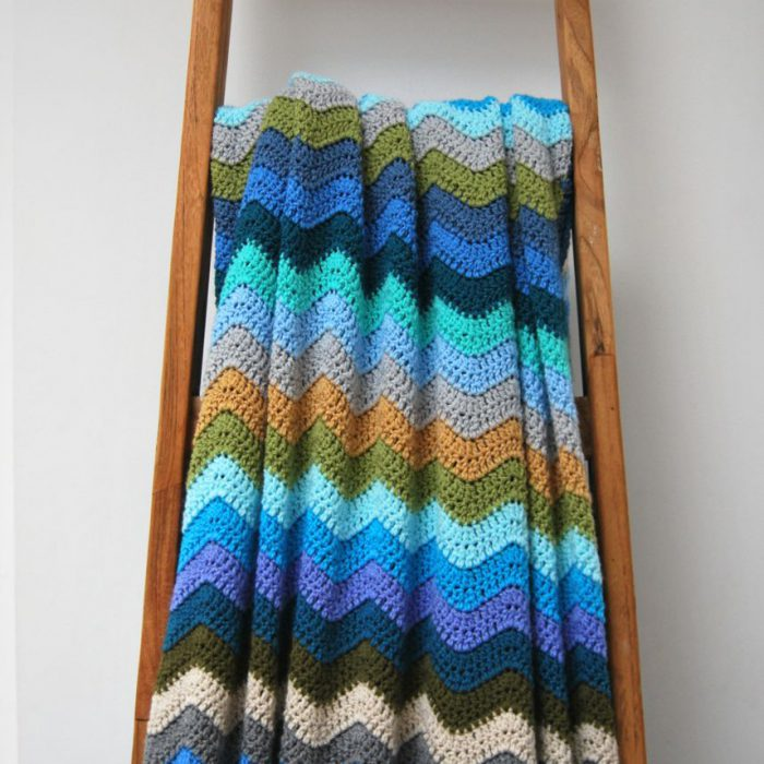 Haakpakket Coast blanket attic24-0