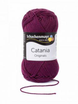 SMC Catania katoen 394 plum