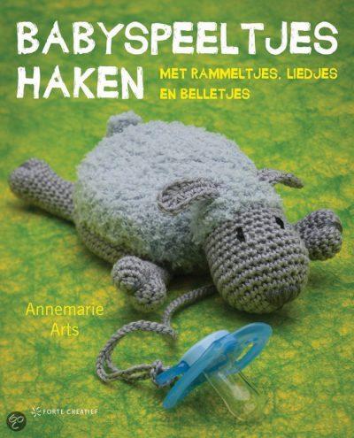 Boek Babyspeeltjes haken-0