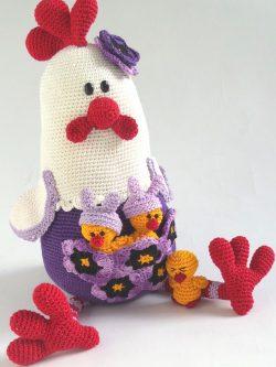 Haakpakket Miss Violet (patroon via woolytoons)-0