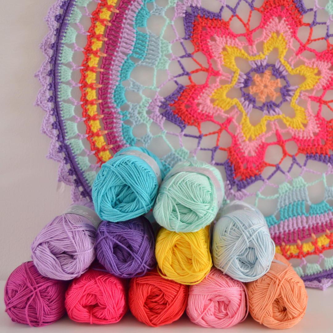 byClaire cotton kleurenpakket VROLIJK-0