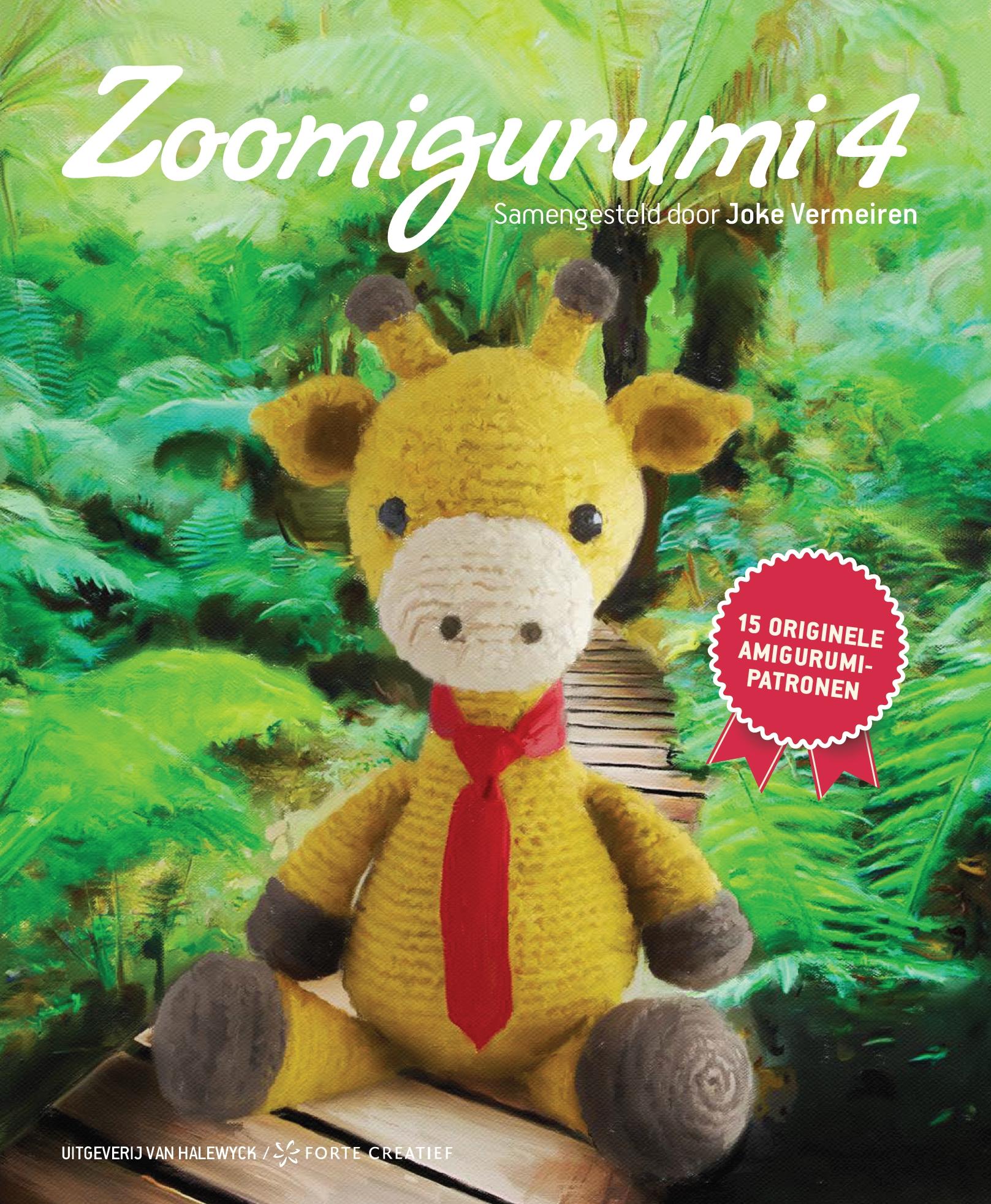 Boek Zoomigurumi 4