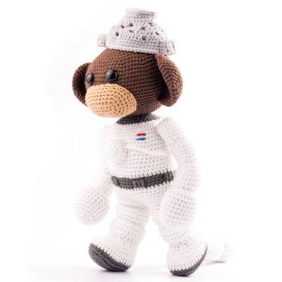 Haakpatroon space monkey 2