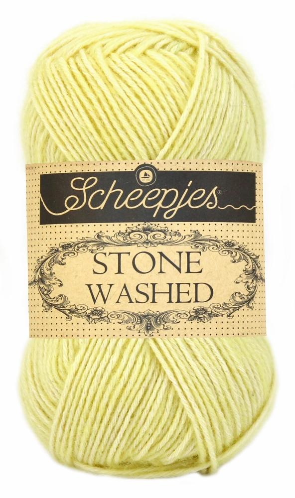 Scheepjes Stone Washed 817 Citrine
