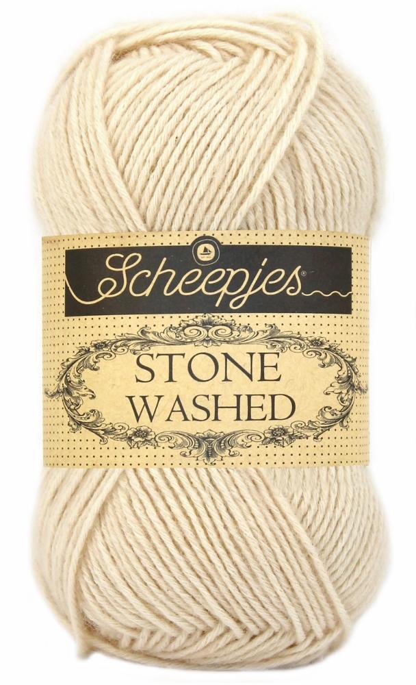 Scheepjes Stone Washed 821 Pink Quartzite