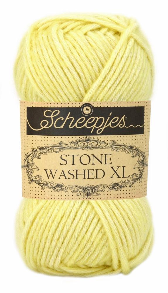 Scheepjes Stone Washed XL 857 Citrine