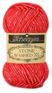 Scheepjes Stone Washed XL 863 Carnelian