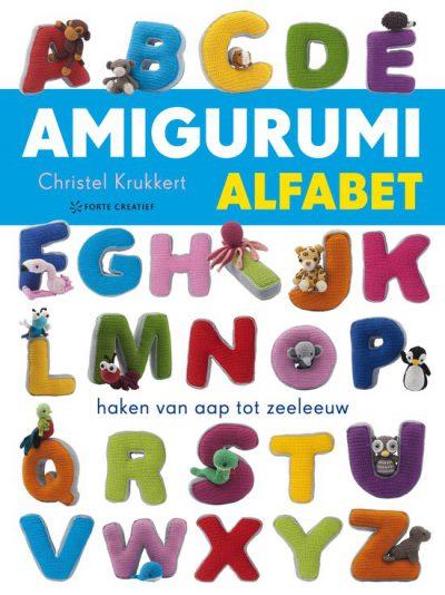 Boek Amigurumi alfabet-0