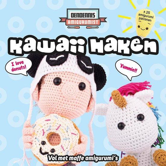 Boek Kawaii haken-0