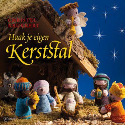 Haak je eigen kerststal materialenpakket-5125