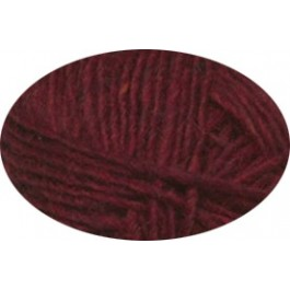 Létt Lopi 1409 garnet red heather