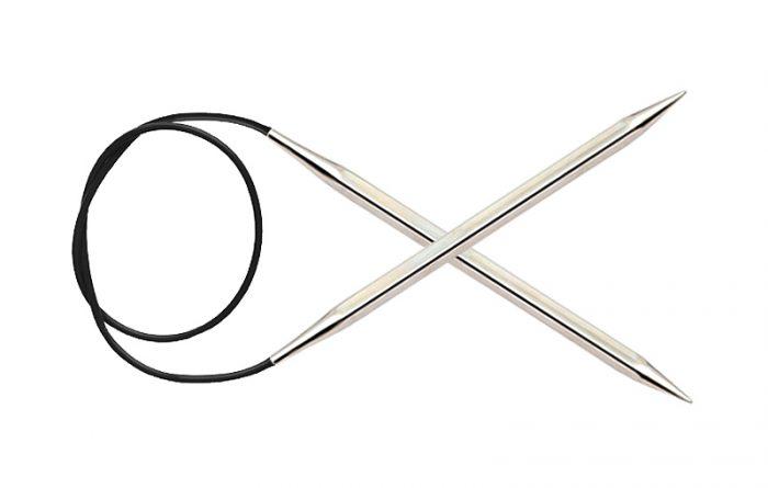 Knitpro Nova Cubics Rondbreinaalden 40cm 6.00mm