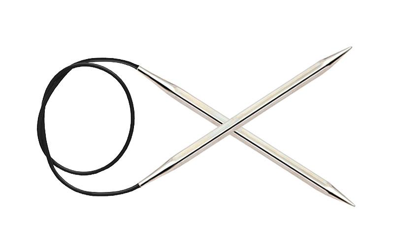 Knitpro Nova Cubics Rondbreinaalden 40cm 8.00mm