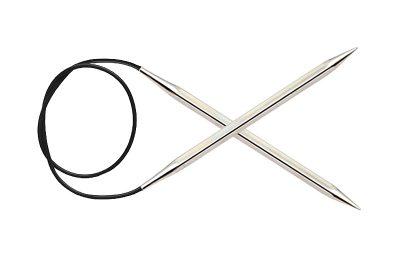 Knitpro Nova Cubics Rondbreinaalden 80cm 6.00mm
