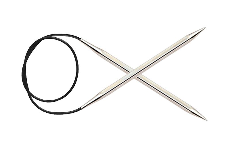 Knitpro Nova Cubics Rondbreinaalden 120cm 6.00mm