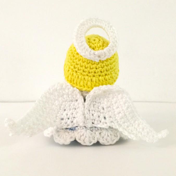 Amigurumi Angel wings