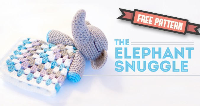 Dendennis Elephant Snuggle