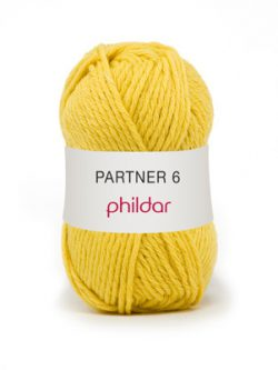 Phildar partner 6 208 soufre