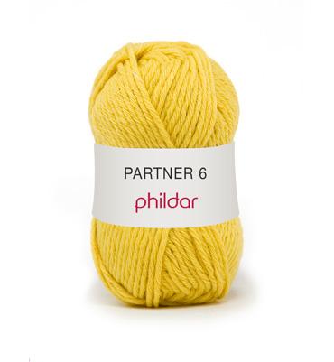 Phildar partner 6 208 soufre