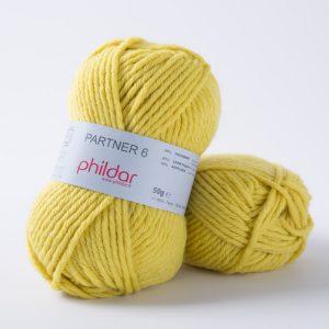 Phildar partner 6 208 soufre-14084