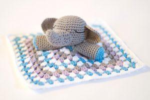 Free pattern - Elephant Snuggle-6211