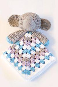 Free pattern - Elephant Snuggle-6209