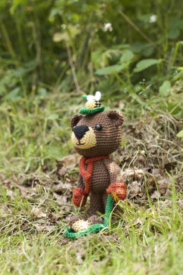 Haakpatroon Gary Gardener of the Forest-0